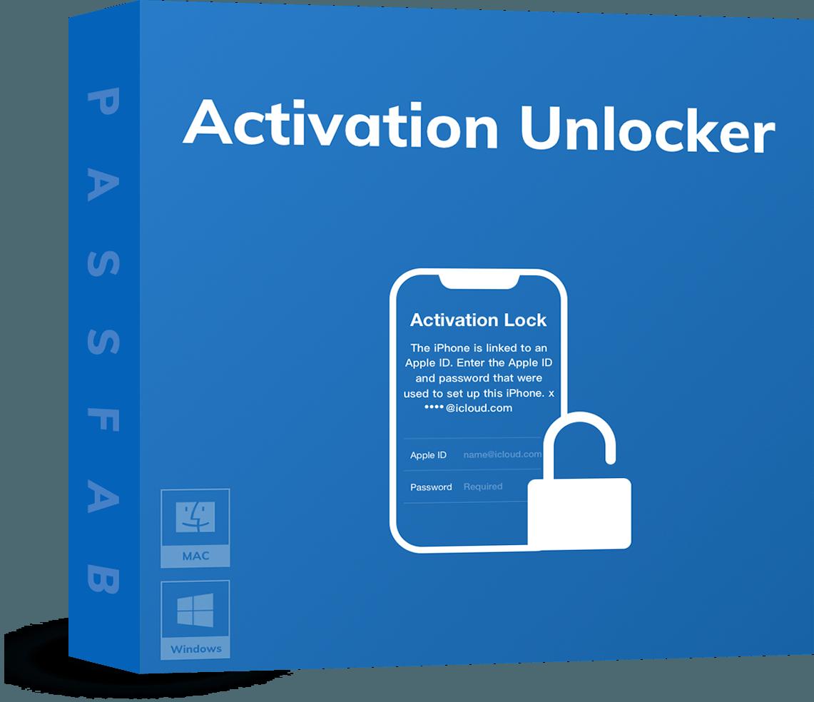 passfab activation unlocker box